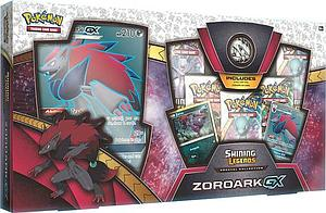 Pokemon Trading Card Game: Shining Legends Special Collection - Zoroark-GX Box