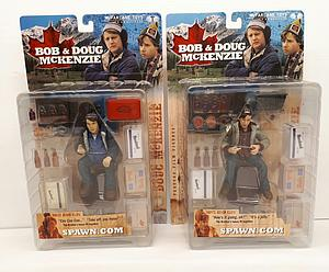 Bob & Doug McKenzie Set of 2