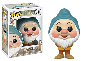 Pop! Disney Snow White & the Seven Dwarfs Vinyl Figure Bashful #341