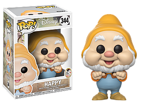 Pop! Disney Snow White & the Seven Dwarfs Vinyl Figure Happy #344