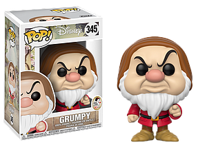 Pop! Disney Snow White & the Seven Dwarfs Vinyl Figure Grumpy #345