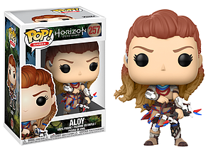 Pop! Games Horizon Zero Dawn Vinyl Figure Aloy #257