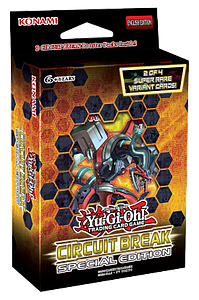 Yugioh Trading Card Game: Circuit Break Special Edition