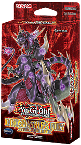 YuGiOh Trading Card Game Structure Deck: Dinosmasher's Fury