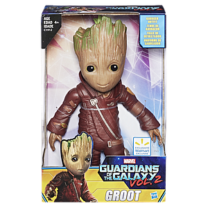 Hasbro Guardians of the Galaxy Vol. 2 Groot (Ravager Outfit) Walmart Exclusive