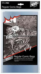 Regular Comic Bags