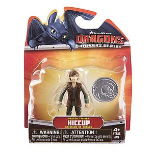 "Spin Master Dragons: Defender of Berk 3"": Hiccup (Dragon Trainer)"