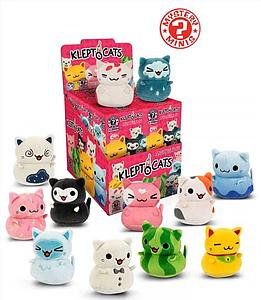 Mystery Minis Plush Blind Box - Kleptocats Series 1 (12 Packs)