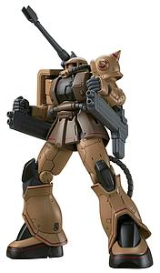 Gundam: The Origin High Grade 1/144 Scale Model Kit: Zaku Half Cannon