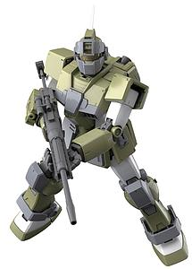 Gundan Master Grade 1/100 Scale Model Kit: GM Sniper Custom