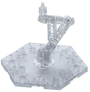 Gundam Action Base 05 1/144 Stand: Clear