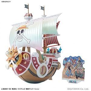 One Piece Grand Ship Collection Model Kit: Thousand Sunny Memorial Color Ver.