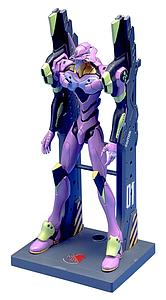 Neon Genesis Evangelion 2.0 Model Kit: #07 Evangelion EVA-01 Test Type with Launch Pad