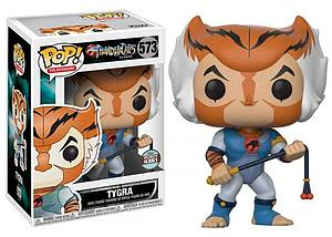 Pop! Television Thundercats Vinyl Figure Tygra #573 Specialty Series Exclusive