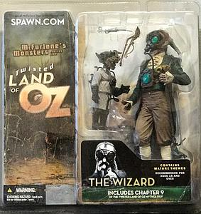 Mcfarlane Monsters Series 2 Twisted Land of Oz The Wizard