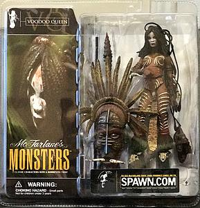 Mcfarlane Monsters Series 1 Voodoo Queen (Clean Package)