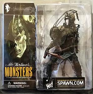 Mcfarlane Monsters Series 1 Frankenstein (Clean Package)