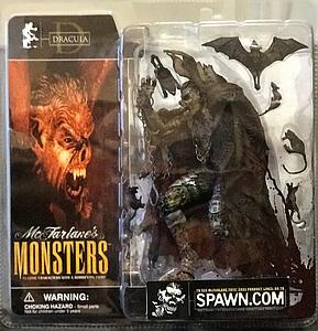 Mcfarlane Monsters Series 1 Dracula (Bloody Package Variant)