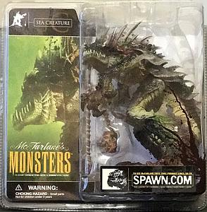 Mcfarlane Monsters Series 1 Sea Creature (Bloody Package Variant)