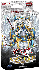 Yugioh Trading Card Game Structure Deck: Wave of Light