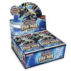 Yugioh Trading Card Game Star Pack 2014 Edition: Booster Box