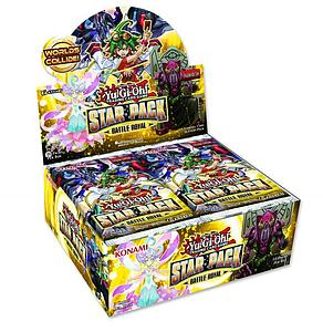 Yugioh Trading Card Game: Star Pack Battle Royal Booster Box