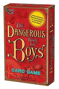 The Dangerous Book for Boys: Card Game