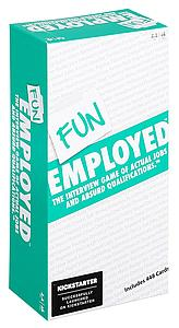Mattel Fun Employed Game