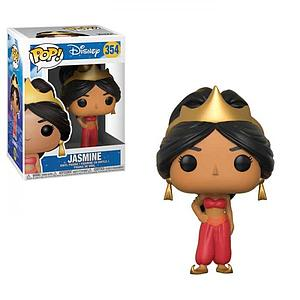 Pop! Disney Aladdin Vinyl Figure Jasmine (Red) #354