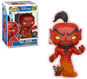 Pop! Disney Aladdin Vinyl Figure Red Jafar #356 (Chase)