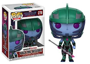 Pop! Games Guardians of the Galaxy: The Telltale Series Vinyl Figure Hala the Accuser #278