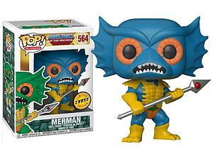 Pop! Television Masters of the Universe Vinyl Figure Merman #564 (Chase)