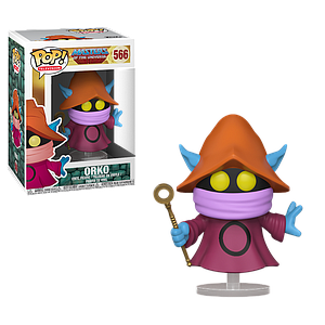 Pop! Television Masters of the Universe Vinyl Figure Orku #566
