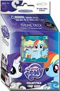 My Little Pony Collectible Card Game Premiere Edition Rarity Theme Deck