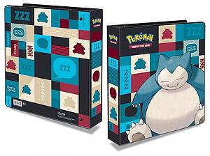 "Pokemon Snorlax 2"" 3-Ring Binder"