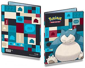 Pokemon Snorlax 9-Pocket Portfolio
