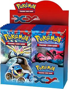 Pokemon Trading Card Game: XY Booster Box (36 Packs)
