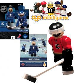NHL Hockey Minifigures: Martin Brodeur (New Jersey Devils)