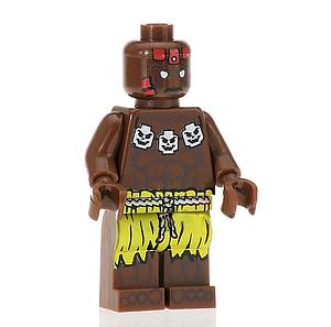 Video Games Street Fighter Minifigure: Dhalsim (VG-21)