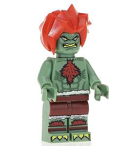 Video Games Street Fighter Minifigure: Blanka (VG-20)