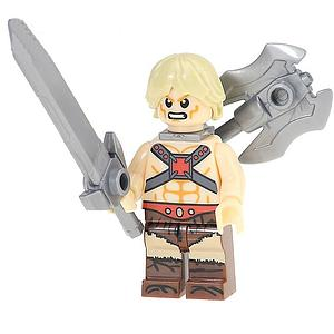 Television Masters of the Universe Minifigure: He-Man