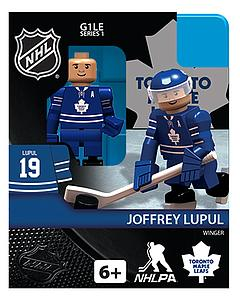 NHL Hockey Minifigures: Joffrey Lupul (Toronto Maple Leafs)