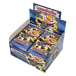 2017 Garbage Pails Kids Series 2 Trading Cards: Battle of the Bands Hobby Box