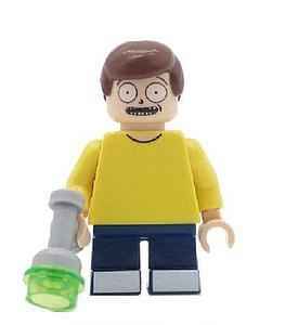 Television Rick & Morty Minifigure: Morty