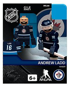 NHL Hockey Minifigures: Andrew Ladd (Winnipeg Jets)