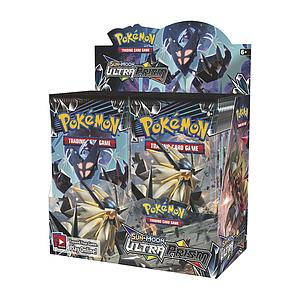 Pokemon Trading Card Game: Sun & Moon Ultra Prism Booster Box