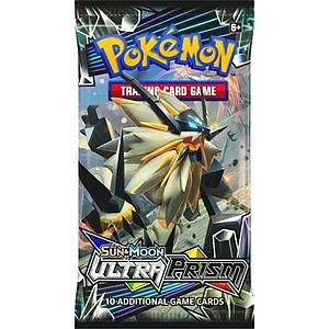 Pokemon Trading Card Game: Sun & Moon Ultra Prism Booster Pack