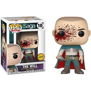 Pop! Comics Saga Vinyl Figure The Will (Bloody) #10 Chase