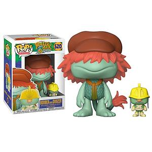 Pop! Television Fraggle Rock Vinyl Figure Boober with Doozer #520
