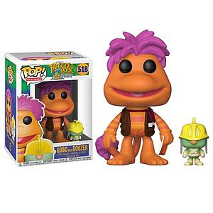 Pop! Television Fraggle Rock Vinyl Figure Gobo with Doozer #518